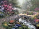 Bridge of Faith by Thomas Kinkade