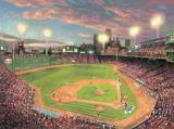 Fenway Park by Thomas Kinkade
