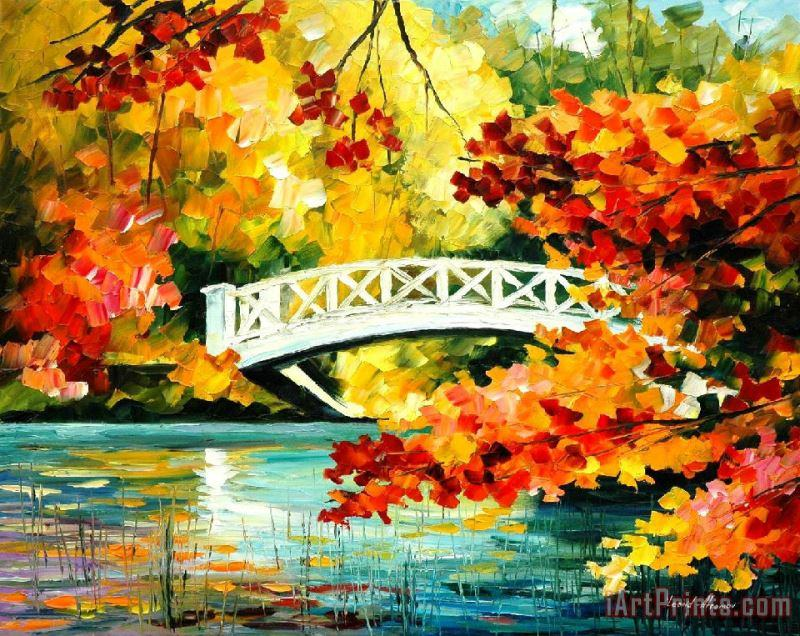 Bridge Over Innocence painting - Collection Bridge Over Innocence Art Print
