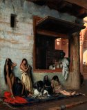 The Slave Market by Jean Leon Gerome