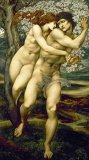 The Tree of Forgiveness by Sir Edward Burne-Jones