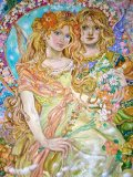 The Lovers of The Spring Angel by Yumi Sugai