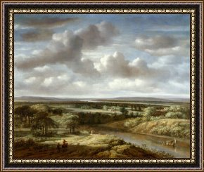foto de Harvesters in Landscape in Sussex Framed Paintings for Sale - page ...