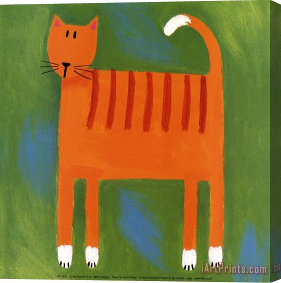 Sophie Harding Quirky Animals Iii Stretched Canvas Print Canvas Art For Sale Iartprints Com Welcome to the official website of harding's market! iartprints com
