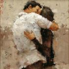 The Kiss by Andre Kohn