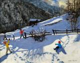 Snowballers by Andrew Macara