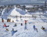 Winter Fun by Andrew Macara