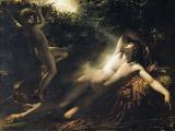 The Sleep of Endymion by Anne Louis Girodet de RoucyTrioson