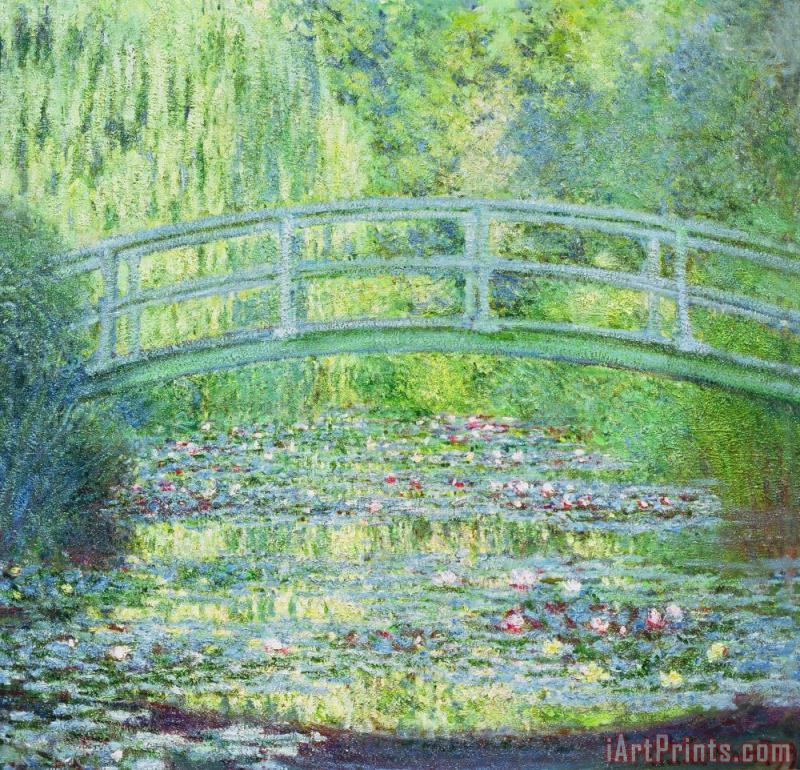 monet japanese bridge cataracts