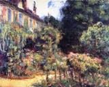 Giverny by Claude Monet