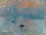 Impression Sunrise by Claude Monet