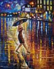 Late Return High Resolution Image by Leonid Afremov