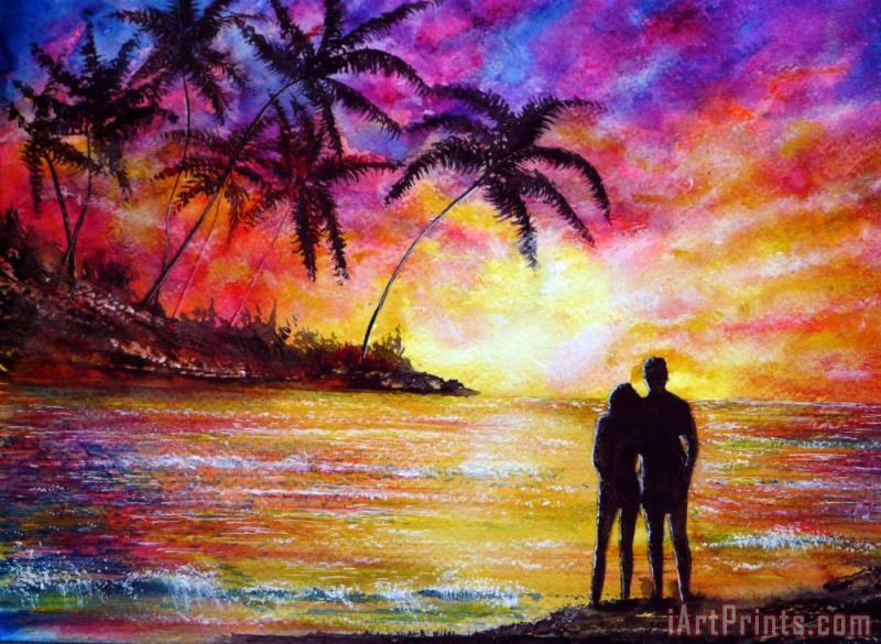 Collection 9 Romance Art Painting