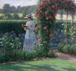 Sweet Solitude by Edmund Blair Leighton