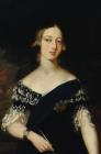 Portrait Of The Young Queen Victoria by English School