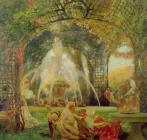 The Arbor by Gaston De la Touche