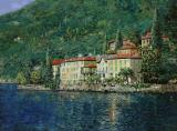 Bellano on Lake Como by Collection 7