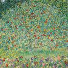 Tree Paintings - Apple Tree I by Gustav Klimt