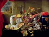 Still Life by Jan Davidsz Heem