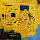 Jean Prints - Hollywood Africans by Jean-michel Basquiat