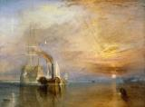 The Fighting Temeraire Tugged to her Last Berth to be Broken up by Joseph Mallord William Turner