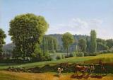 Landscape with Animals by Lancelot Theodore Turpin de Crisse