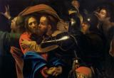 The Taking of Christ by Michelangelo Caravaggio