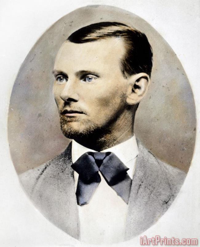 Others Jesse James (1847-1882) painting - Jesse James ...