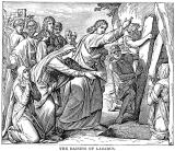 Raising Of Lazarus by Others