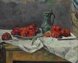 Still Life With Tomatoes by Paul Gauguin