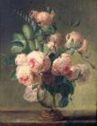 Vase of Flowers by Pierre Joseph Redoute