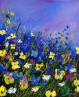 Wild flowers 560908 by Pol Ledent