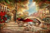 Riverwalk Cafe by Ruane Manning