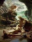 The Cave of the Storm Nymphs by Sir Edward John Poynter
