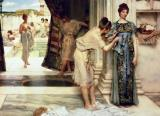 The Frigidarium by Sir Lawrence Alma-Tadema
