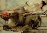 The Tepidarium by Sir Lawrence Alma-Tadema