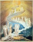 Jacobs Ladder by William Blake