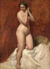 Nude From The Front by William Etty